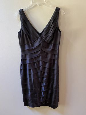 Size 6 Jones Wear black cocktail dress for Sale in Dublin, GA