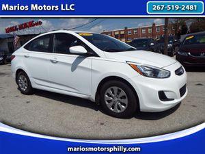 2016 Hyundai Accent for Sale in Philadelphia, PA