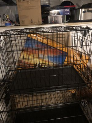 Dog Crate for Sale in Volo, IL