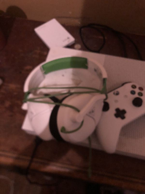 Xbox one s white 500gb