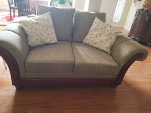 Free Sofa and coffee table for Sale in Snellville, GA
