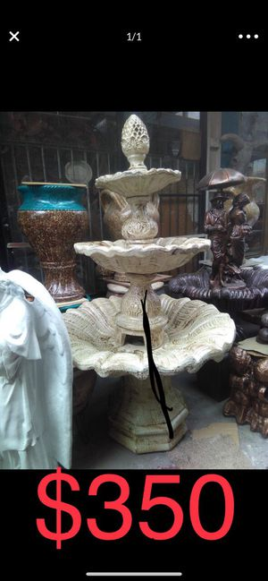Cement water fountains for Sale in Downey, CA