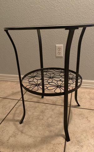 IKEA glass top table for Sale in Abilene, TX