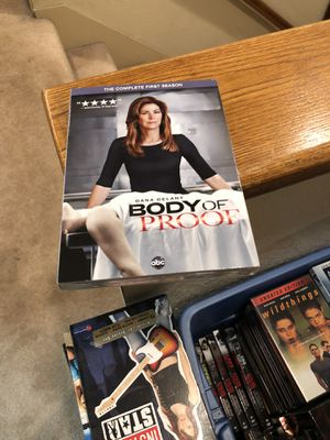 Body Of Proof The Complete First Season DVD Brand New Factory Sealed Box Set tv series one 1 s1 abc for Sale in Buena Park, CA