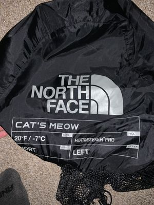 Selling a northface sleeping bag for Sale in Trinity, NC