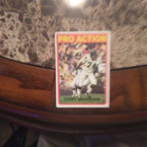 Terry Bradshaw Topps 120 Card Number for Sale in Roxboro, NC
