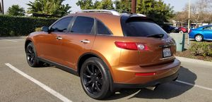 Infiniti fx35, runs great for Sale in Hawaiian Gardens, CA