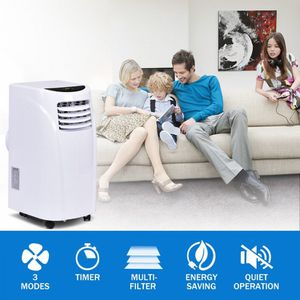 8000 BTU Portable Air Conditioner & Dehumidifier Great to Circulate the Air for Sale in Norco, CA