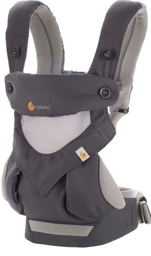 Ergo baby 360 carrier carbon color for Sale in Clermont, FL