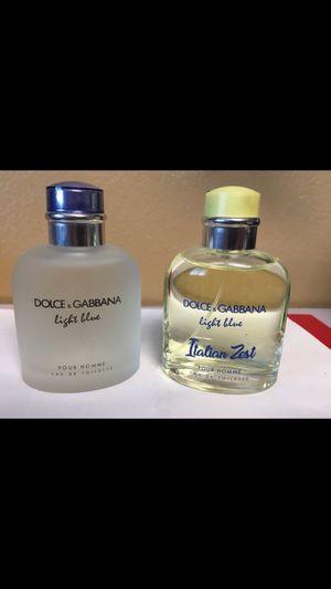 Dolce&gabbana men's cologne 125ml for Sale in San Bernardino, CA