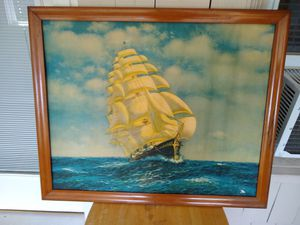 Antique picture/painting for Sale in Biddeford, ME
