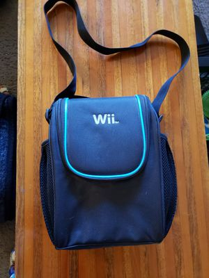 Wii travel bag for Sale in Traverse City, MI