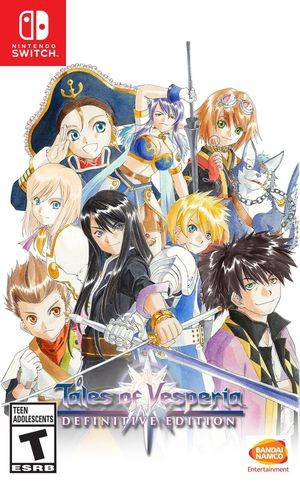 Tales of Vesperia Definitive Edition for Sale in Apple Valley, CA