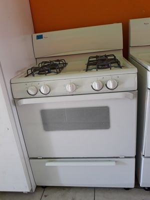 "Whirlpool Gas Stove 30"" for Sale in Garden Grove, CA"