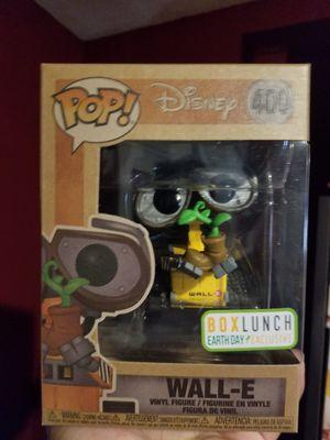 Wall-E Funko Pop Boxlunch Earthday Exclusive Disney 400 for Sale in Norwalk, CA