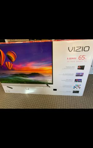 Vizio 65 led smart 4k HDTV like new in box comes with 6 month warranty Ask us about our different $$$$$$ options for Sale in Phoenix, AZ