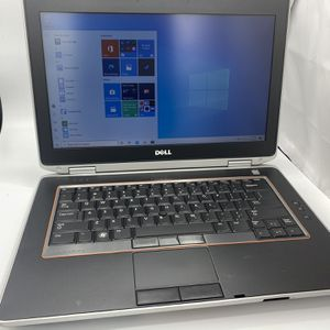 Dell Latitude E6420, intel Core i5, 128gb SSD, 4gb ram, windows 10, CD/DVD, NO webcam , AC adapter, works perfect, no working issue . It's a used lapt for Sale in Woodbridge, VA