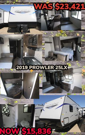 END OF THE YEAR CLEARANCE SALE!! 2019 PROWLER 25LX for Sale in Mesquite, TX