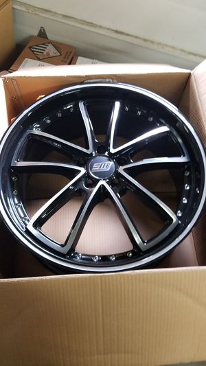 SM sport muscle wheel 20inch for Sale in Philadelphia, PA
