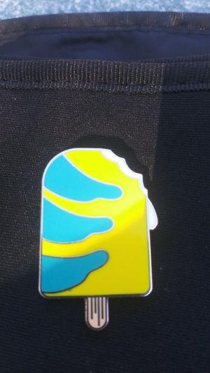 Disney Little Mermaid Flounder popsicle pin for Sale in Fontana, CA