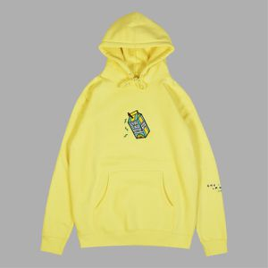 Yellow Lyrical Lemonade X Genius Pieces Collab Hoodie for Sale in South Hill, WA