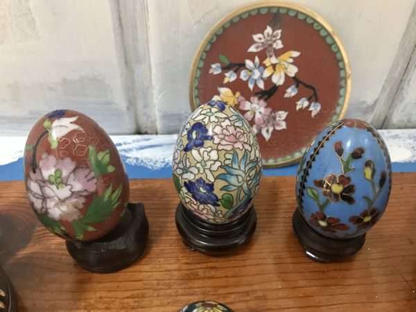 Cloisonné collection