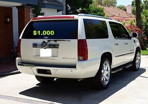 💐💲1OOO I'm selling URGENT!SuperSuv 2OO8 Cadillac Escalade🍁Runs and drives great. for Sale in Bridgeport, CT