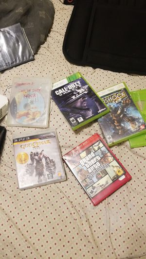 Xbox 360 and PS3 games for Sale in Las Vegas, NV