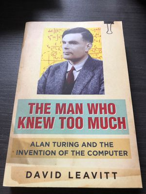 The Man Who Knew Too Much for Sale in Washington, DC