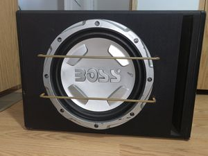 """Boss 10"""" sub with 3000w amp for Sale in Phoenix, AZ"""