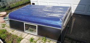 6ft. Aluminium camper shell for Sale in Oregon, OH