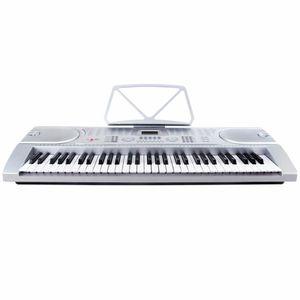 61 Keys Eletronic Keyboard Digital Piano Organ w/ Microphone for Sale in Orlando, FL