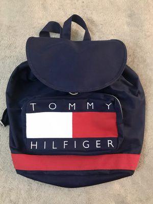 Vintage 90's Tommy Hilfiger Backpack for Sale in Schiller Park, IL