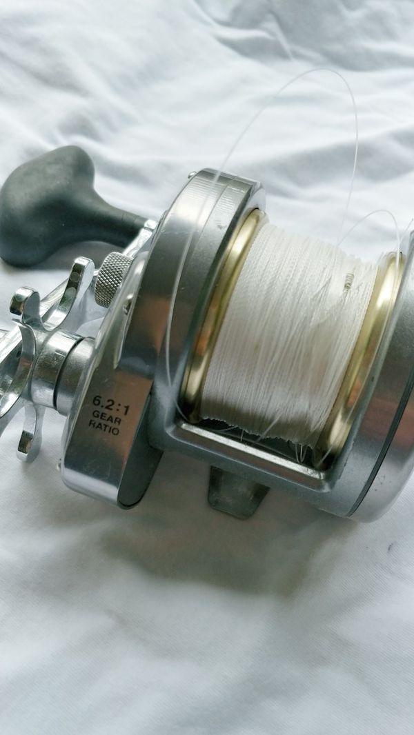 Fishing Reel Shimano Torium 16 4 bearing