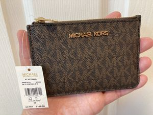 Authentic MK Small wallet/coin purse for Sale in Anaheim, CA