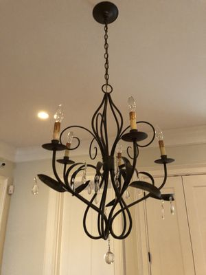 Currey and Co. Chandelier for Sale in Chapel Hill, NC
