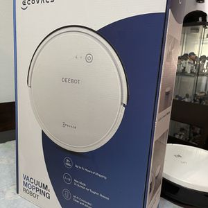 Ecovacs Vacuum & Mopping Robot for Sale in Covina, CA