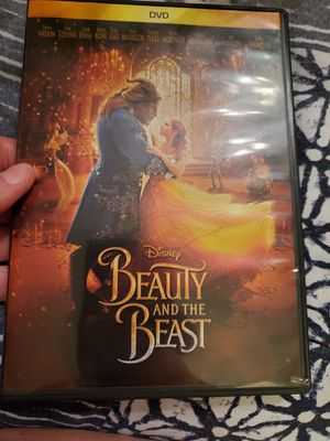 Disney Beauty and The Beast DVD for Sale in Lakeland, FL