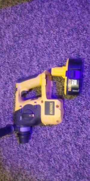 Dewalt 18v hammer drill for Sale in Pueblo, CO