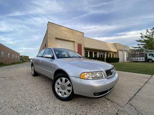 1999 Audi A4 1.8T Quattro 63,000 miles 1 Owner for Sale in Mount Prospect, IL