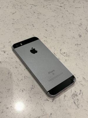 Apple iPhone SE 64GB - Black for Sale in Seattle, WA