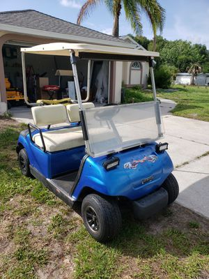Yamaha gas golf cart for Sale in Wimauma, FL