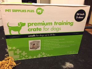 2 Small Dog Crates - $12 each ($20 for both) - Brand New Unopened Box for Sale in Boston, MA