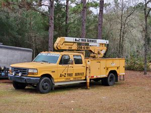 Ford Bucket truck f450 for Sale in Citrus Hills, FL