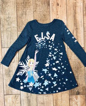 Elsa Dress - Olaf's Frozen Adventure - Disney - Size L (10/12) - NWOT - If Is Posted Is Available - for Sale in Leesburg, FL