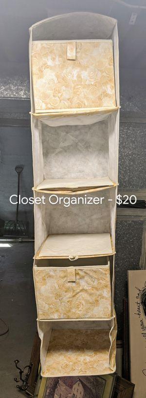 Closet Organizer for Sale in Tacoma, WA