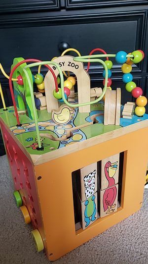 Busy Zoo Baby Toddler Educational Toy for Sale in Westminster, CO