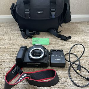Up for sale is Canon EOS 6D Mark II DSLR Camera BODY ONLY for Sale in Oceanside, CA