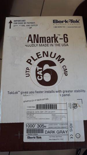 Plenum Cat6 for Sale in Pico Rivera, CA