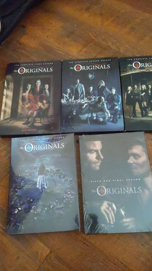 The originals entire series for Sale in Suffolk, VA